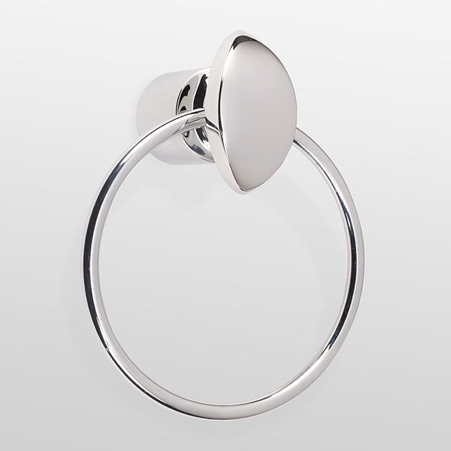 Towel Ring w/ Contour Design